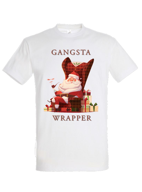 Tricou Gangsta wrapper