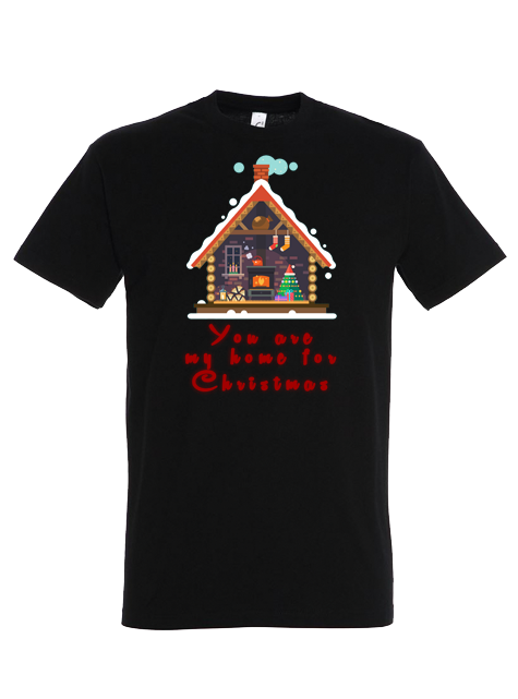 Tricou Home for Christmas