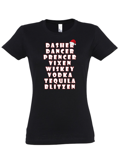 Tricou Dasher and Dancer